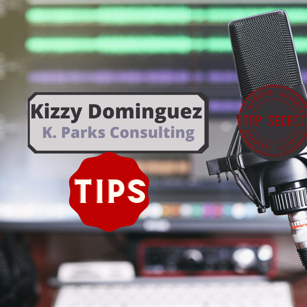Kizzy Dominguez - Government Contractor Shares Secrets To Success