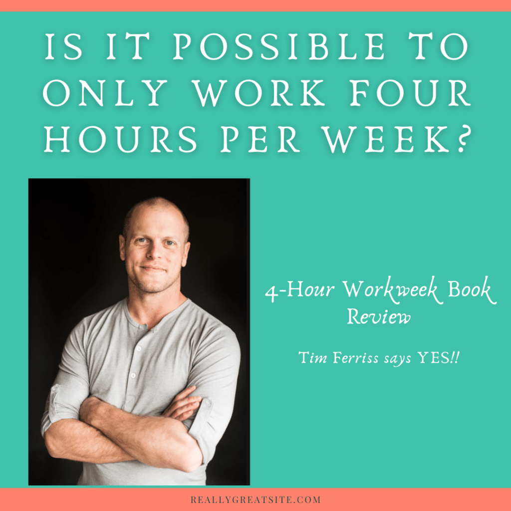 Is it Possible to Only Work 4 Hours Per Week?