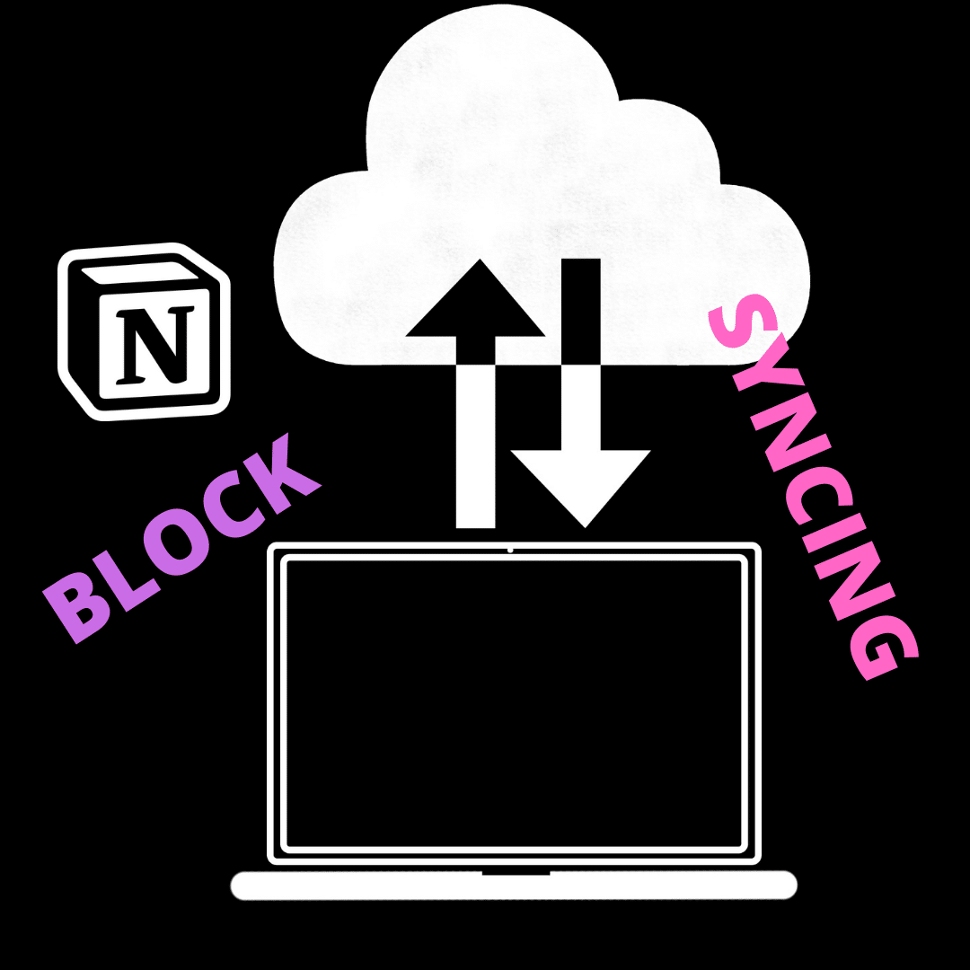Notion's New Update   Block Syncing