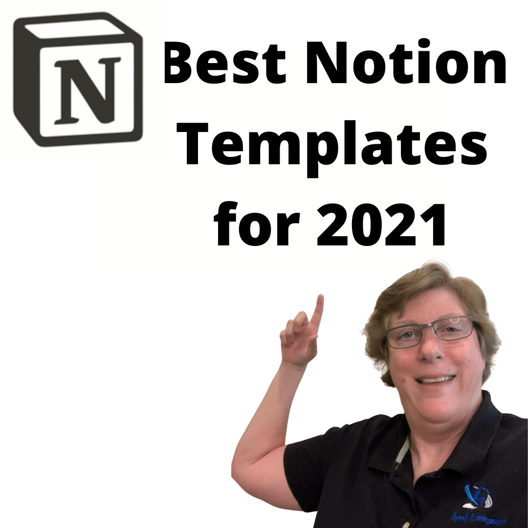 Best Notion Templates for 2021