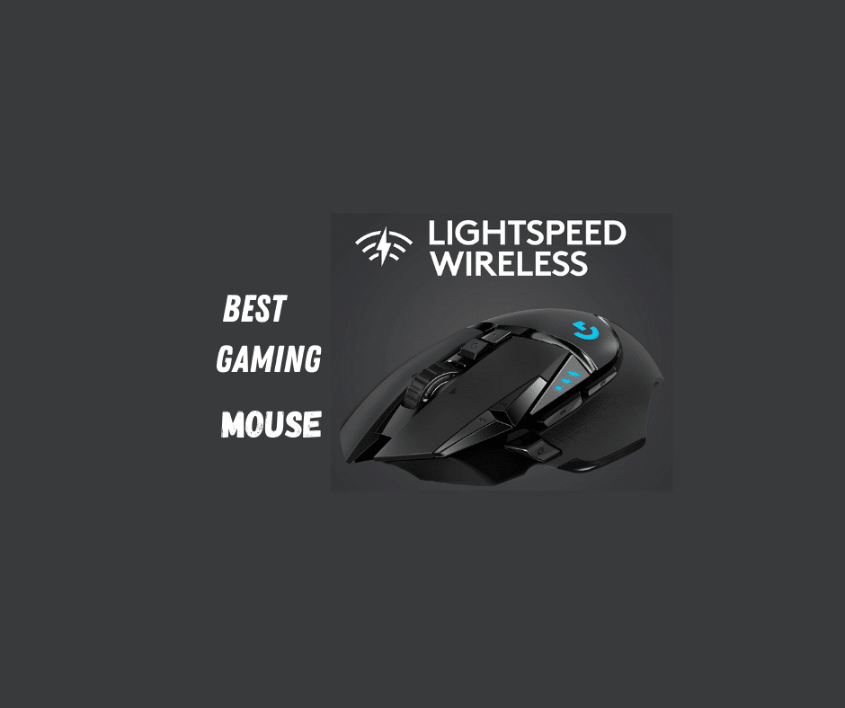 Why Is Logitech G502 Lightspeed The Best Wireless Gaming Mouse Out There?