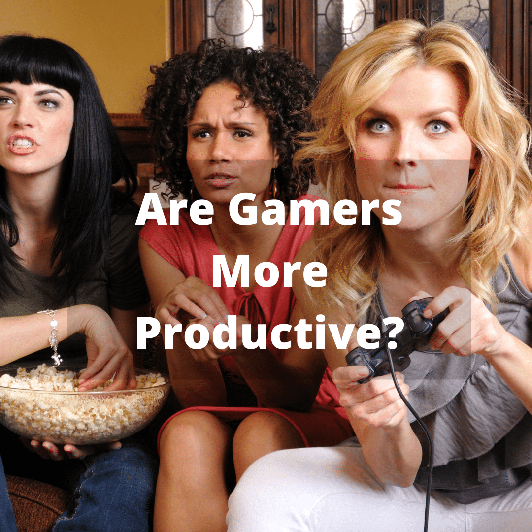 Are Gamers More Productive
